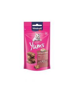Vitakraft poslastica za mačke Cat Yums jetra 40 g
