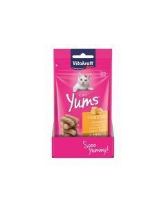 Vitakraft poslastica za mačke Cat Yums sir 40 g