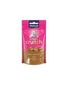 Vitakraft poslasticaza mačke Crispy Crunch Malt 60 g