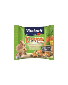 Vitakraft poslastica za glodavce Happy Drops 40 g
