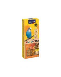 Vitakraft kreker za male papige med/naranča/popcorn 3 komada