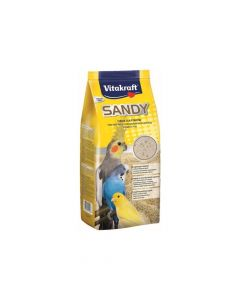 Vitakraft pijesak sandy 3-plus za ptice 2,5 kg
