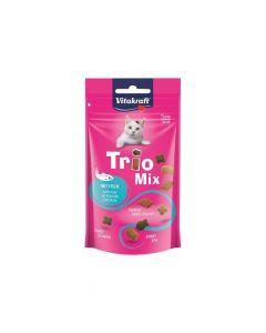 Vitakraft poslastica za mačke Trio mix riba 60 g