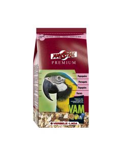 Versele Laga Premium Parrots velike papige 2 kg
